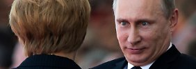 Krise in der Ostukraine: Nach der Diplomatie kommt das Wettrüsten
