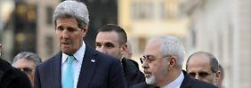 Abkommen soll im März stehen: Iran sucht in München das Atom-Gespräch