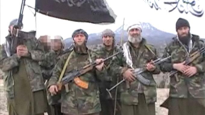"""Die spanische Polizei fürchtet, dass bis zu 100.000 """"Dschihad-Touristen"""" aus Europa kommen."""