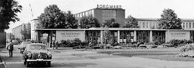 Fünf Modelle in Planung: Borgward will wieder Autos bauen