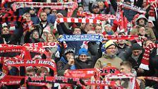 1. FC Köln - SC Paderborn 0:0