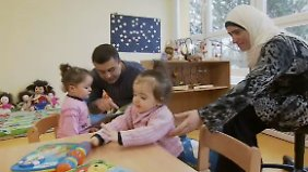 Pegida macht Angst: Flüchtlingsfamilie will in Dresden Fuß fassen