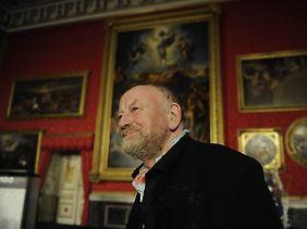 Westergaard lebt seit seiner Zeichnung unter ständigem Polizeischutz.