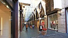 die tote Downtown von Beirut: hariris erbe