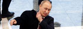 """Der Minsk-Marathon: """"Putins Arm muss noch Muskeln ansetzen"""""""