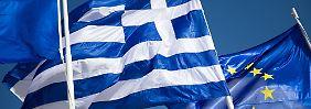 Finanzwerte im Höhenflug: Griechische Hoffnung stärkt Bank-Aktien