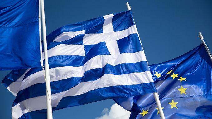 Die Entspannung in der griechischen Schuldenkrise stärkt Finanzwerte.