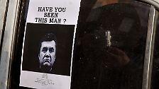 Am 12. Januar schreibt die internationale Polizeibehörde Interpol den nach Russland geflohenen ukrainischen Ex-Präsidenten Viktor Janukowitsch zur Fahndung aus. Ihm werden Veruntreuung und Unterschlagung vorgeworfen. Eine Überstellung Janukowitschs durch die russischen Behörden gilt als unwahrscheinlich.