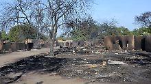 Islamisten attackieren Großstadt: Boko Haram fällt in Gombe ein