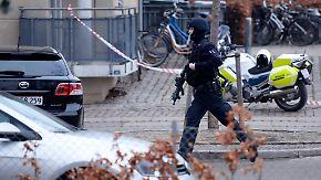 Tödlicher Anschlag in Kopenhagen: Schüsse auf schwedischen Karikaturisten