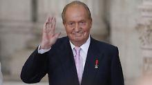 Belgierin fordert DNA-Test: Juan Carlos legt Einspruch ein