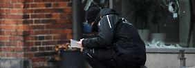 Terroranschläge in Kopenhagen: Dänische Polizei tötet offenbar Attentäter