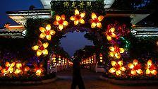 Millionen Chinesen feiern tagelang: Das Jahr des Holz-Schafes beginnt