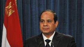 """Kairo kündigt """"Reaktion"""" an: IS-Ableger ermordet 21 ägyptische Kopten in Libyen"""