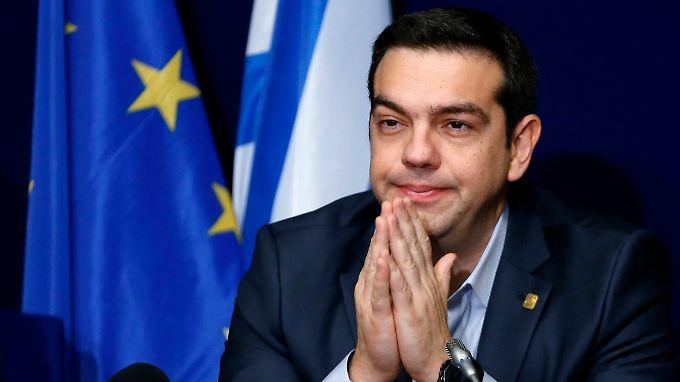 Vor Euro-Finanzminister-Treffen: Griechenland hofft auf mehr Zeit für Reformen