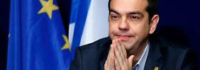 """Vor Euro-Finanzminister-Treffen: Tsipras """"will eine Win-Win-Lösung"""""""
