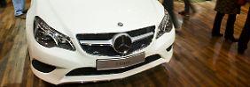 Feuer möglich: Daimler ruft 150.000 Autos zurück