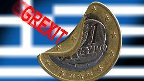 Keine Einigung im Schuldenstreit: Was passiert bei einem Euro-Austritt Griechenlands?
