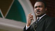Martin Luther King (David Oyelowo) ist der charismatische Anführer der Bürgerrechtsbewegung - doch immer wieder überkommen ihn Zweifel.