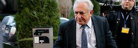 Ankläger sehen keine Schuld: Strauss-Kahn darf auf Freispruch hoffen