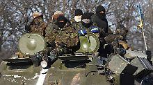 Nach dem Willen Putins, sollen die ukrainischen Soldaten Debalzewe aufgeben.
