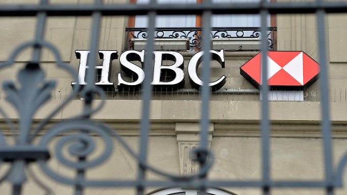 Die HSBC soll Tausende Steuersünder in der Schweiz beherbergt haben. Athen kümmerte sich lange kaum darum.