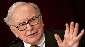Konsequenz aus Ölpreisverfall: Warren Buffett stößt Anteile an Exxon und ConocoPhilipps ab