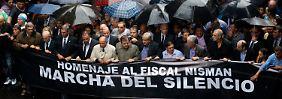 250.000 gegen Kirchner: Argentinier wittern Vertuschung