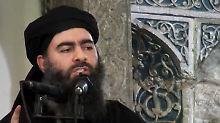 """""""Glaube nicht, dass er tot ist"""": US-Militär: Al-Baghdadi versteckt sich"""