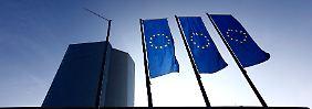 300 Millionen mit Hellas-Bonds: EZB verdient weniger