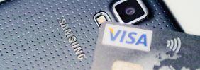 Konkurrenz zu Apple Pay: Samsung will Handys zu Kreditkarten machen