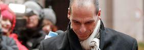 Liveticker zum Treffen der Eurogruppe: +++ 14:49 Eurogruppen-Chef kündigt Statement an +++