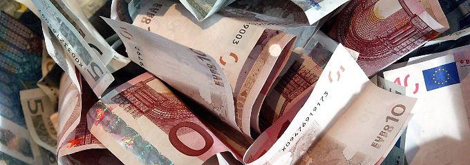 Am Montag startet die Geldschwemme der EZB.
