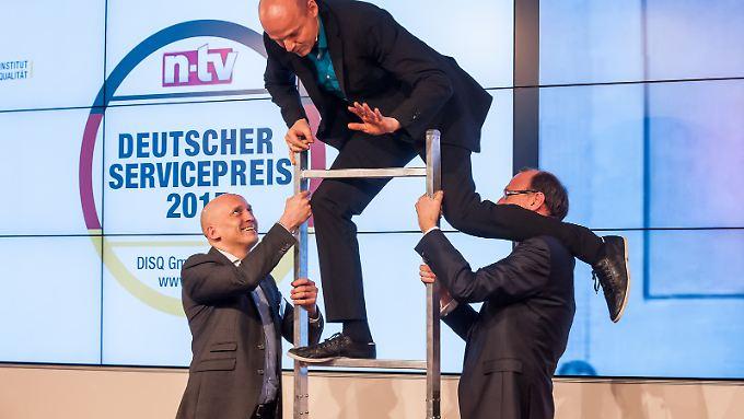 Deutscher Servicepreis: n-tv zeichnet beste Kundenorientierung aus