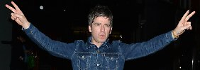 """Noel Gallagher im Größenwahn: """"Oasis hätte die Welt retten können"""""""