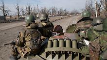 Truppen zusammengezogen: Nato unterstellt Moskau Pläne für Moldawien