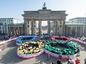 Berlin fühlt sich wie der natürliche Sieger des Wettstreits. Doch entschieden ist noch nichts.
