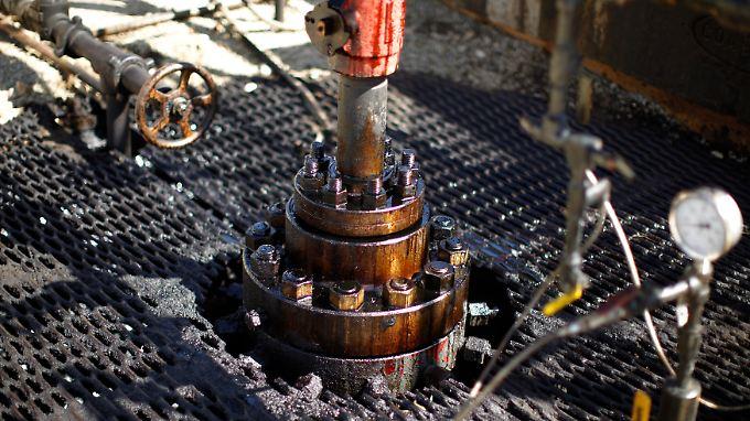 Die Öl- und Gasbranche stand 2014 an zweiter Stelle auf der Einkaufsliste der Finanzinvestoren.