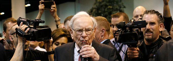 84-jährige Investmentlegende: Buffett kürt Nachfolger