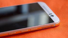 """Wertigkeit in """"Gold on Silver"""" mit Full-HD-Auflösung: Ein besseres LCD ist derzeit kaum auf dem Markt."""