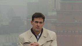 """Boris Reitschuster ist langjähriger Büroleiter des """"Focus"""" in Moskau. 2014 erschien die aktualisierte Auflage seines Buches """"Putins Demokratur""""."""