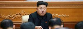 """Verabscheuungswürdige Sanktion"": Nordkorea droht mit ""Gegenoffensive"""