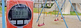 Reaktorkatastrophe in Fukushima: Strahlung verursacht Schilddrüsenkrebs