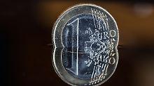 1,11 Dollar unterschritten: Euro fällt auf tiefsten Stand seit elf Jahren