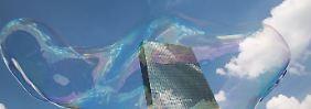 Provoziert die EZB möglicherweise das Platzen der Blase am Anleihemarkt.