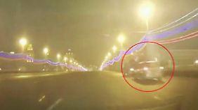 Rätselhafte Patronenhülsen: Ermittler rekonstruieren Nemzows letzten Weg