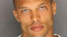 Sexy Polizeifoto: Verbrecher unterschreibt Modelvertrag