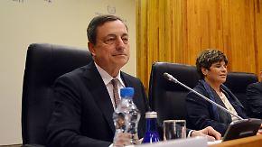 60 Milliarden im Monat: Draghi öffnet die Geldschleusen