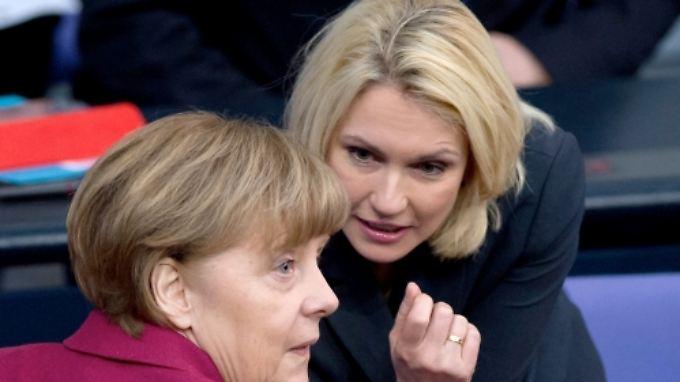 Nach 30 Jahren Diskussion: Bundestag winkt Frauenquote durch