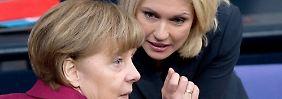 Frauenquote für Dax-Unternehmen: 30 Prozent der Aufsichtsräte sollen weiblich sein